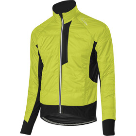 Löffler Pace Primaloft 60 Fietsjack Heren, light green